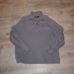Ralph Lauren Polo 1/2 Zip Sweater
